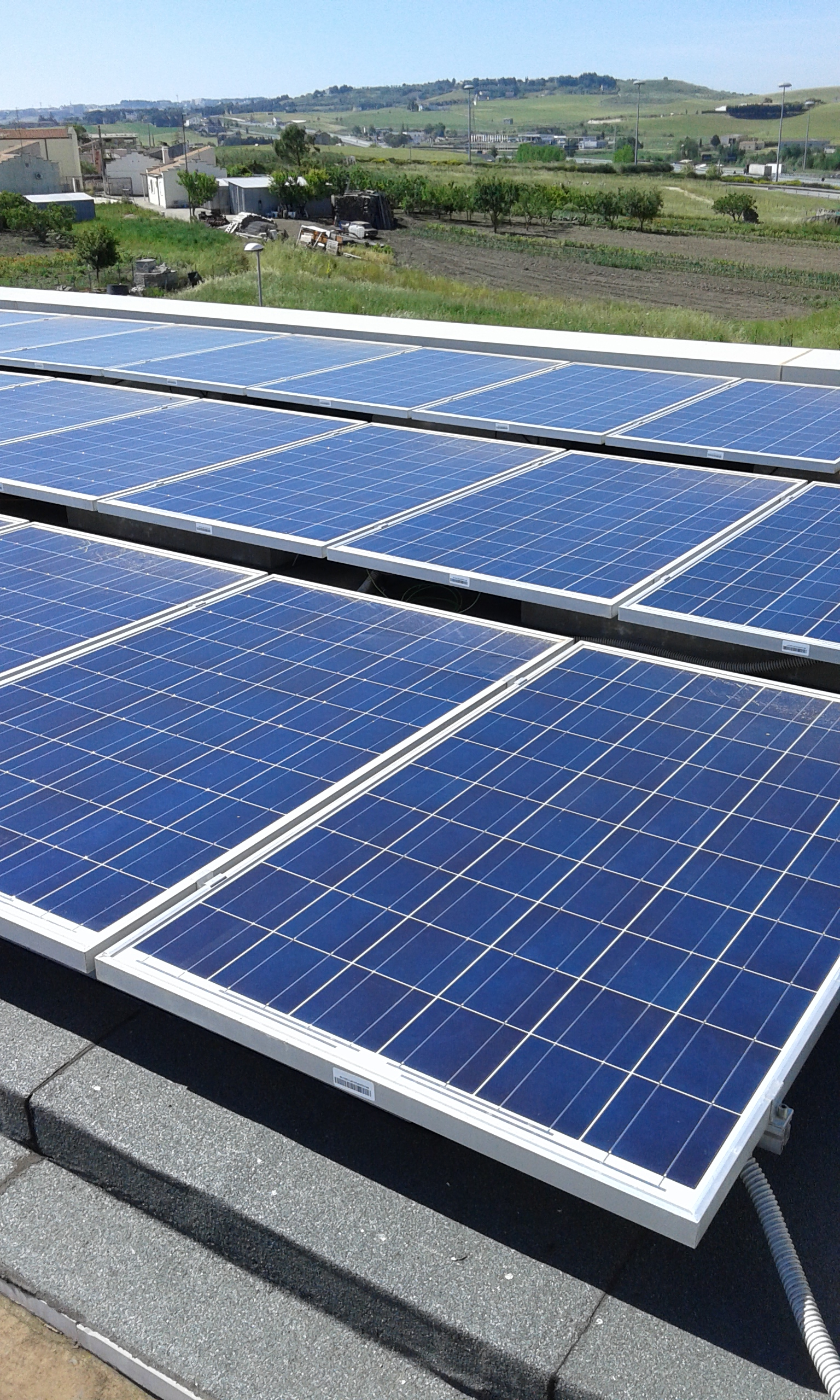 Vendere Energia Elettrica Da Fotovoltaico impianti fotovoltaici - savi impianti elettrici, sicurezza e